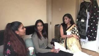 Why don't Tamil's speak Tamil?- Freddy Aunty (Tamil skit)