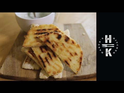 The easiest Gluten free flat breads