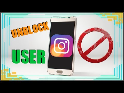 How To Unblock People On Instagram Who Blocked You 2017