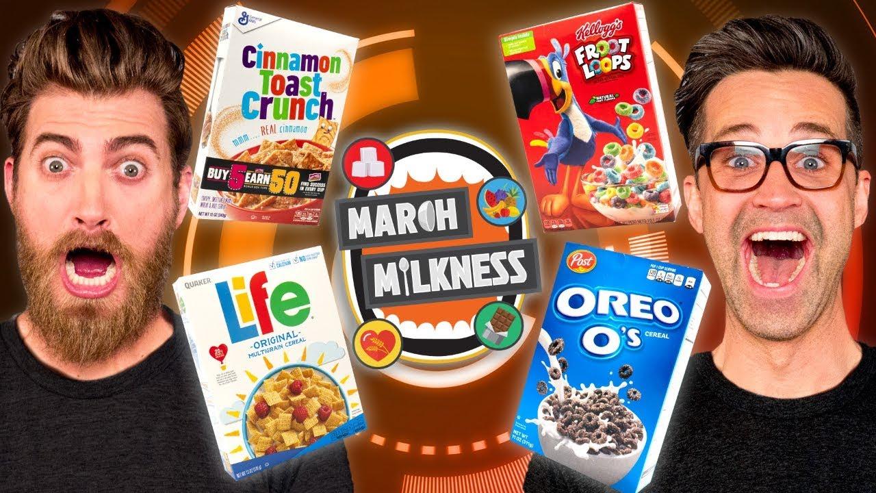 March Milkness Taste Test: Final Four
