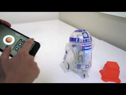 littleBits Inventor Kit Demo: Build Your Own R2-D2!