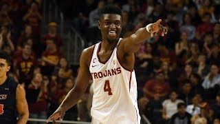 HIGHLIGHTS: Chimezie Metu Posts a Double-Double in #10 USC