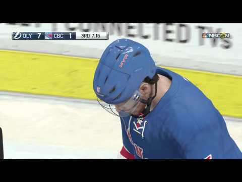 NHL 16 HUT: OLYMPUS GOAL OF THE YEAR CANDIDATE #1