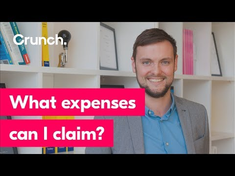 What expenses can I claim?
