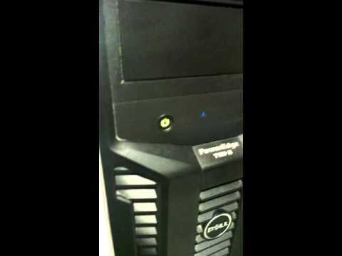 Servidor Power Edge T110 II Instalação Windows 2008 R2 Driver