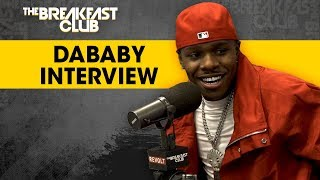 Dababy Talks Antics, Altercations, Features   Why He