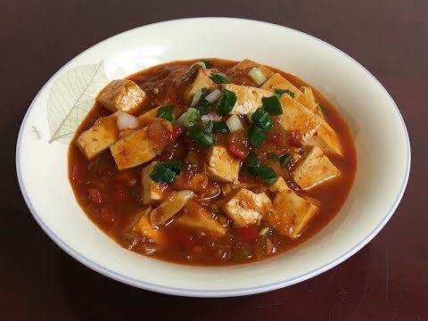 #968-1 Braised Tofu - 두부조림