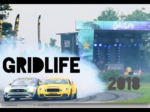 GRIDLIFE MIDWEST 2018 *THE ULTIMATE CAR SHOW*