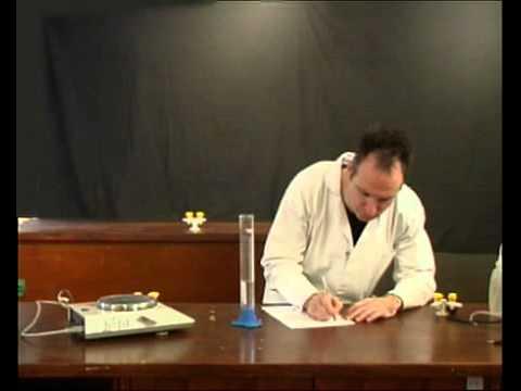 Video   density of an irregular object