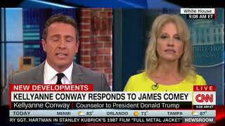 Kellyanne Conway: James Comey Went From Being an