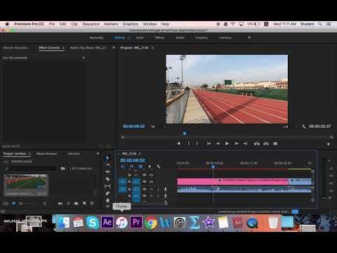 Adobe Dynamic Sync After Effects Tutorial