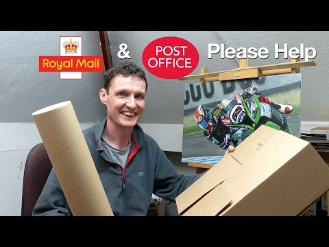 Royal Mail and Post Office please sort out tubes postal costs