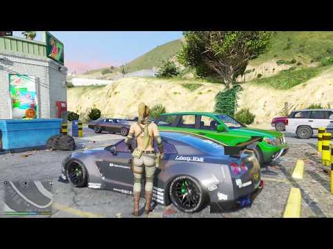 GTA 5 Mods Sexy mods Military girls
