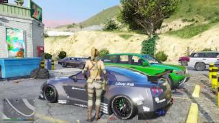 GTA 5 ☯PhotoVision☯ ultra Realistic Graphic ENB