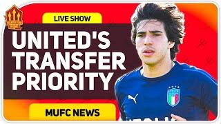 SOLSKJAER's Transfer Priority! Man Utd News Now