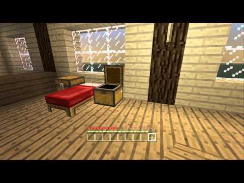 Secret Boat Door Tutorial With No Redstone On Minecraft Xbox 360/Ps3