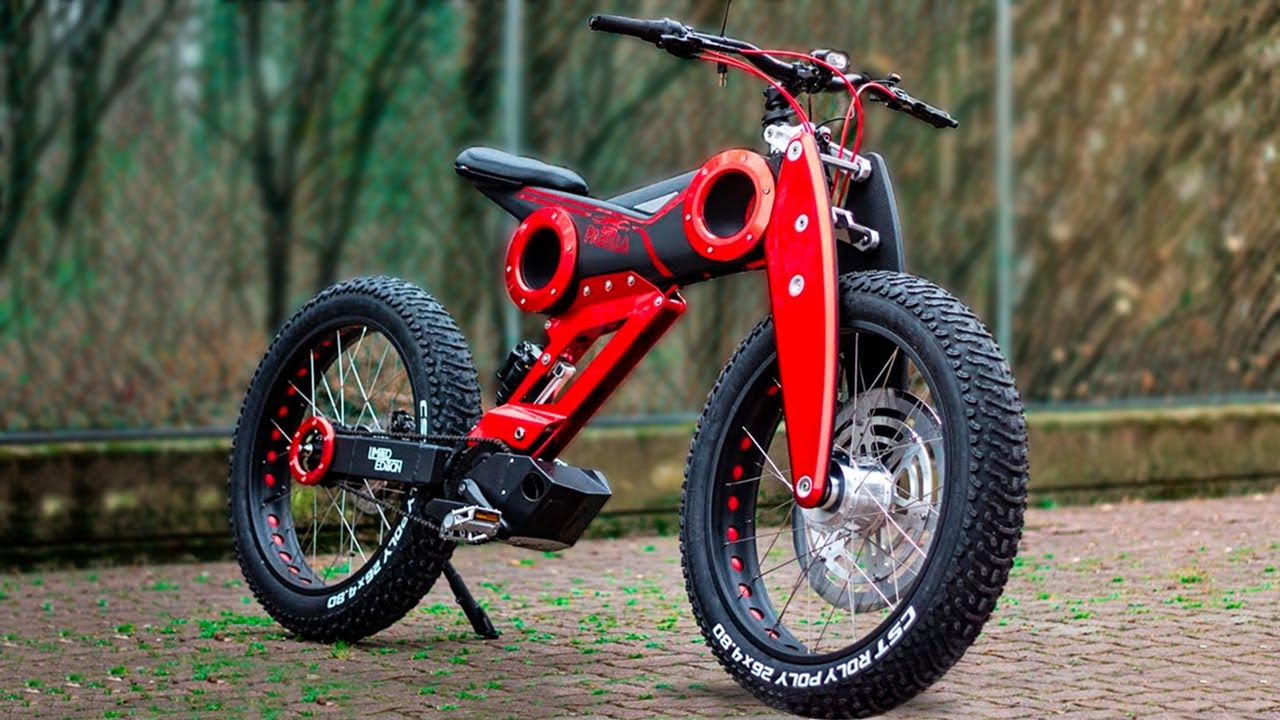 10 NEW BIKE INVENTIONS YOU SHOULD SEE