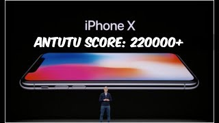 Apple A11 SoC (iPhone X, 8) Official AnTuTu Benchmark Hits  - Crosses the Limit