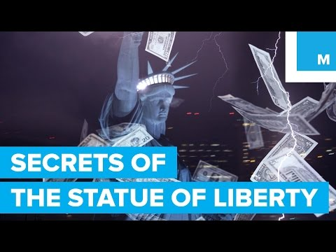 9 Secrets You Didn't Know About the Statue of Liberty | Hidden History