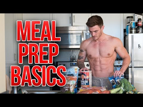 V Shred Beginners Guide to Meal Prep (MEAL PREP IDEAS!)