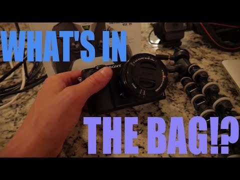 What's in The Bag?! Cryptoinfluence