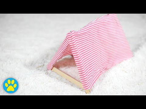 DIY Hamster Tent