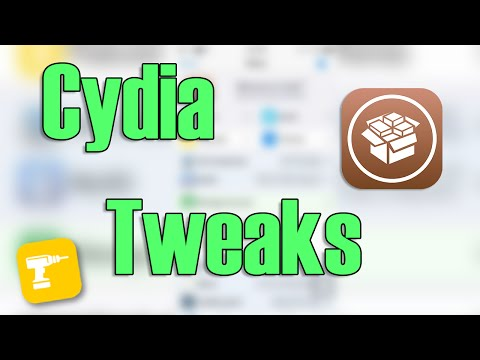 Tweaks For Cydia