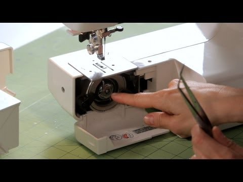How to Fix a Thread Jam | Sewing Machine