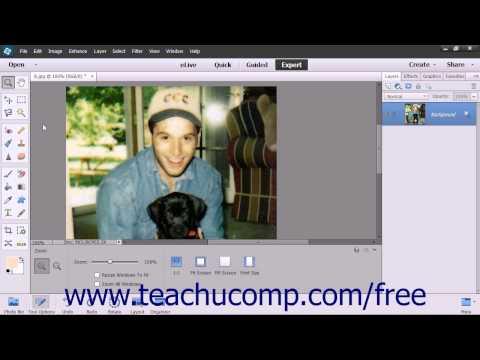 Photoshop Elements 13 Tutorial Adjusting Skin Tone Adobe Training
