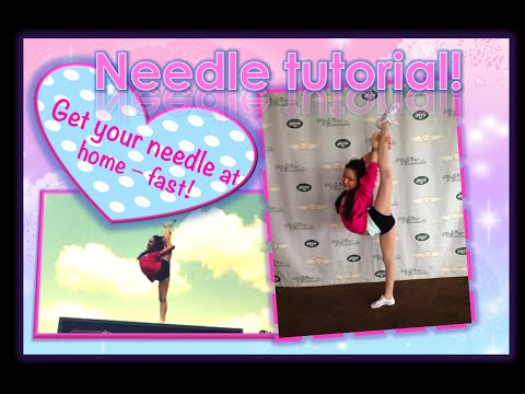 How to Learn a Needle - FAST, EASY!