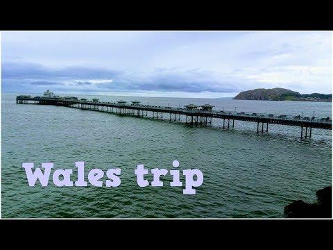 Trip to Wales | LLandudno and Snowdonia