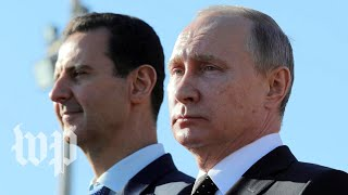 Here's why the Russian Orthodox Church is deeply connected to the Syrian War
