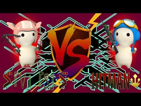HITMAN VS [V] [S] - Assault Map [MilkChoco Clan Battle]