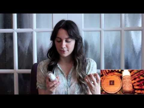 Eminence Organics Antioxidant Mineral Foundation & Tinted Moisturizer Review