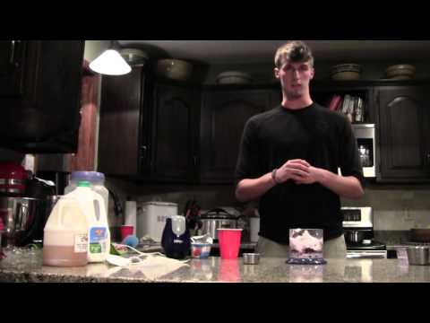 The Perfect Fruit Smoothie! Demonstration Speech #2