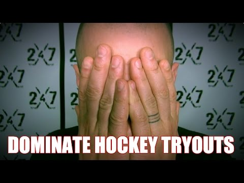 DOMINATE HOCKEY TRYOUTS: How to Stand Out and Make the Team