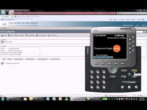 IP Communicator & Click-to-Call