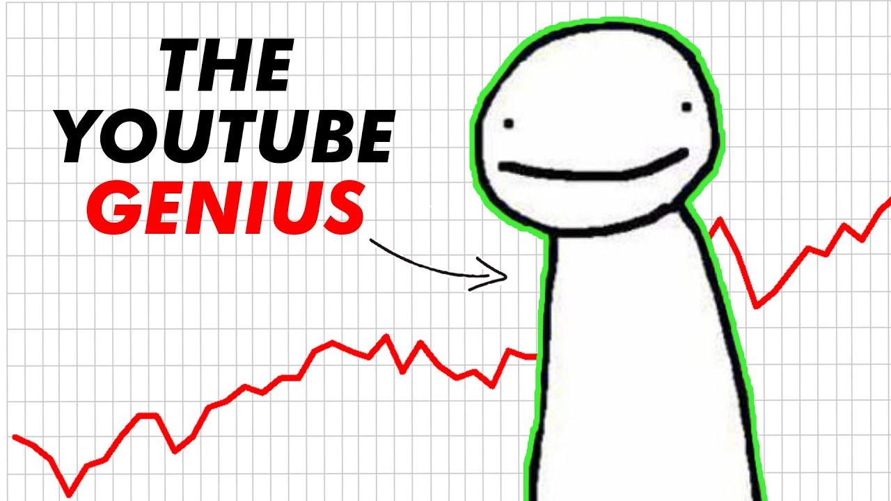 How Dream is beating the YouTube Algorithm (Genius Strategy)