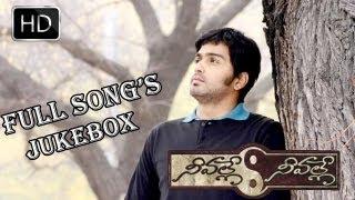 Neevalle Neevalle Telugu Full Songs || jukebox || Vinay, Sadha, Tanisha