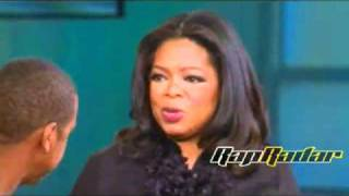 jay-z &  oprah isn