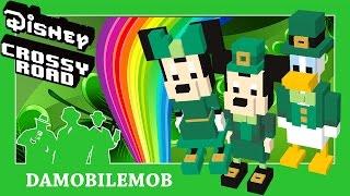 ★ DISNEY CROSSY ROAD Secret Characters   St. Patrick