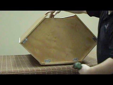 Wall Diagonal Corner Cabinet -