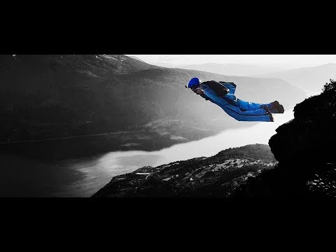 Free Fallin' Tom Petty (cover by Gareth Rhodes) - So you want to learn to Wingsuit BASE?