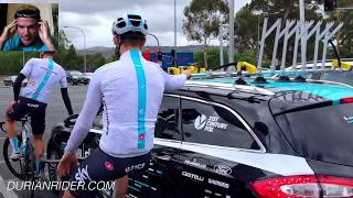 How Team Sky Train When In Australia