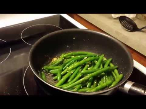 Chinese style Green Beans
