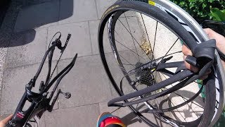 $1000 Bike Wheel Disaster