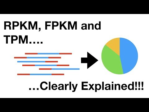 StatQuest: RPKM, FPKM and TPM