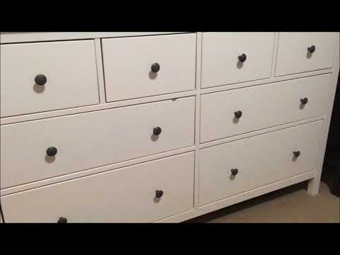 My Hemnes 8-Drawer Dresser took about 3-4 hours to build.