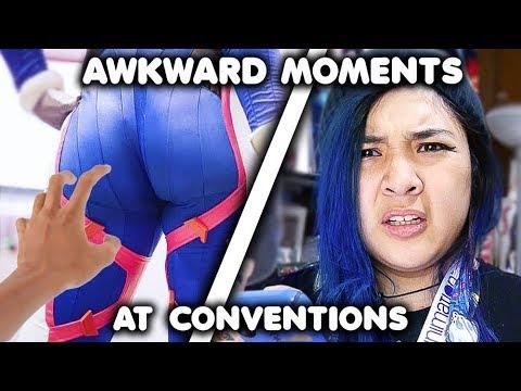 Awkward Moments at Conventions (part 2)
