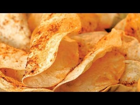 How to Make Tortilla Chips, Taco Shells & Bowls
